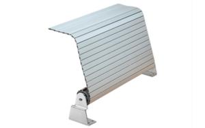 Gortite Alumaflex - Aluminum Apron Cover