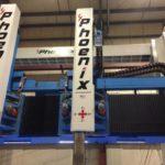 vertical machining center bellows