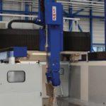 machine bellows