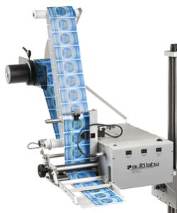 polyclutch label printer application